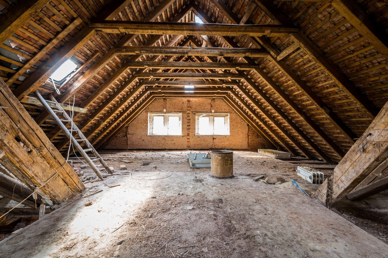 There is an infinite number of loft conversion ideas-what would you do with all that empty space?